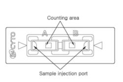 Disposable Haemocytometer | Innovatek Medical Inc